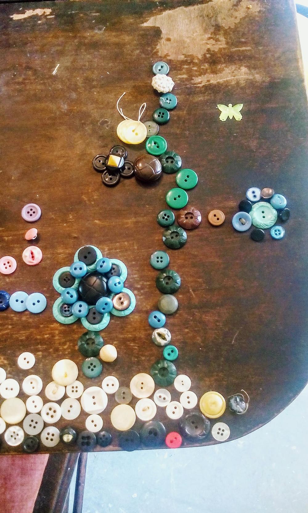 Button Art II