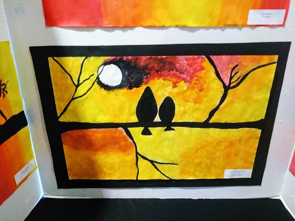 Children's Art Show IX
