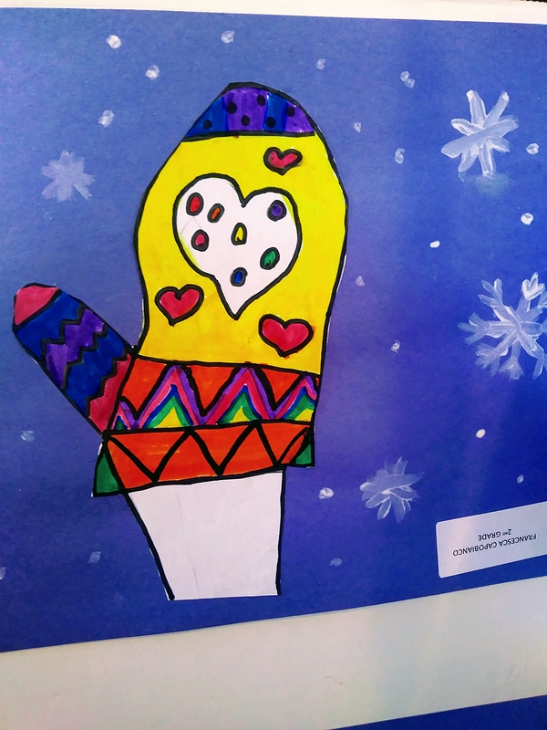 Children's Art Show X