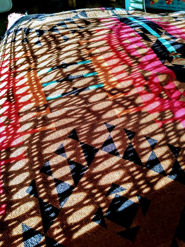 Shadows, Pattern on Pattern II