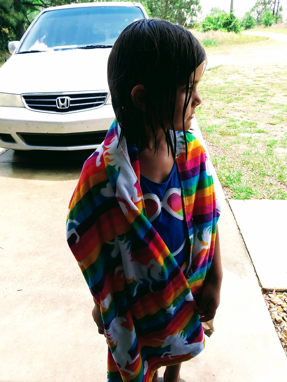 Rainbow Child I