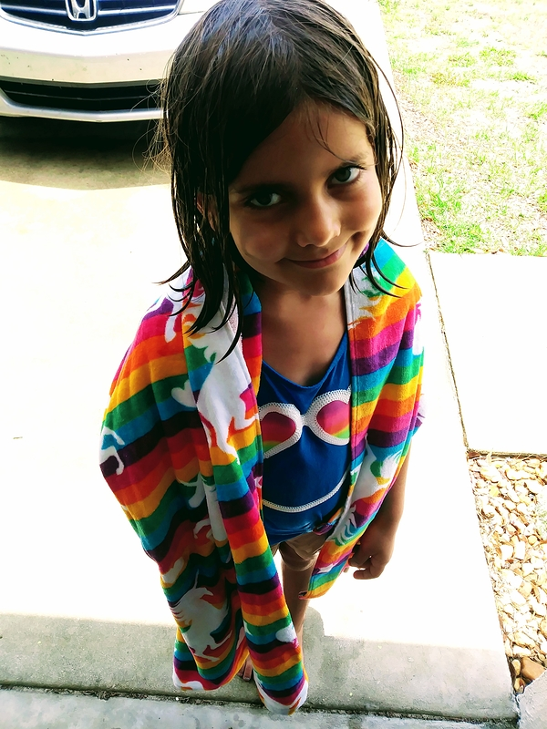 Rainbow Child II