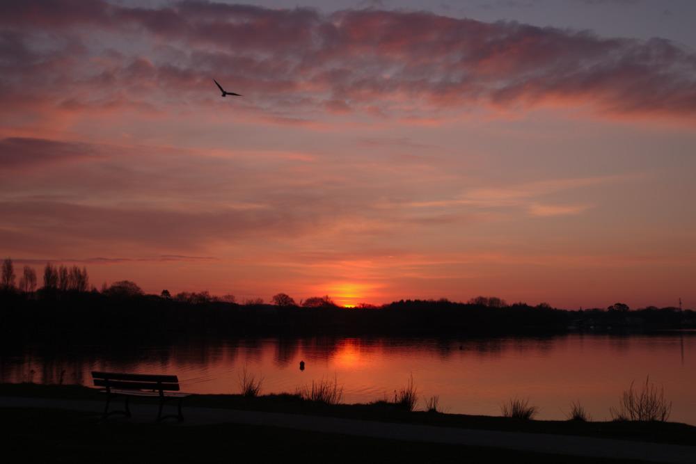 Lac de Ty-Colo - Un petit matin frais