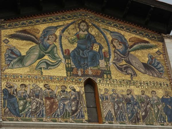 lucca mosaico