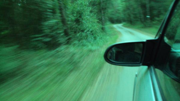 En la carretera (Garrotxa)