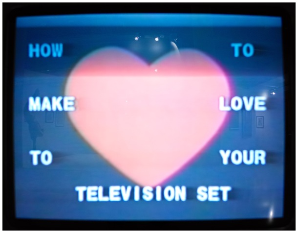 how to make love to your television set