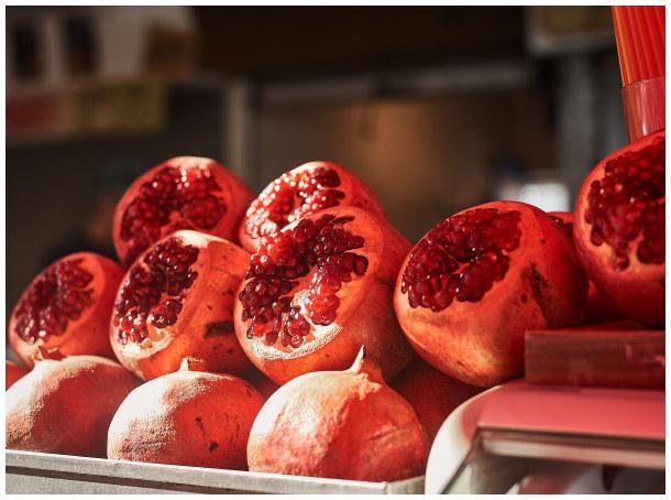 pomegrantes
