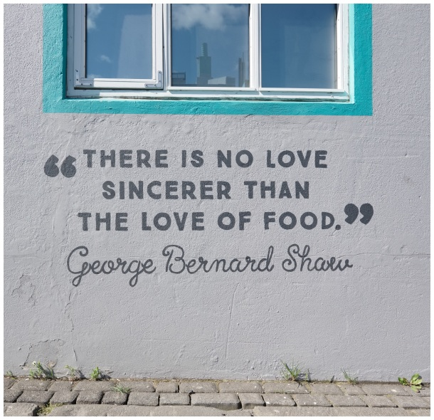 love of food