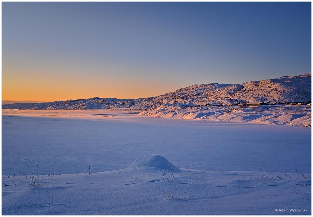 Greenland, Kangerlussuaq