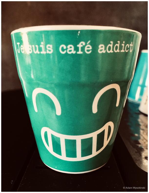 je suis café addict