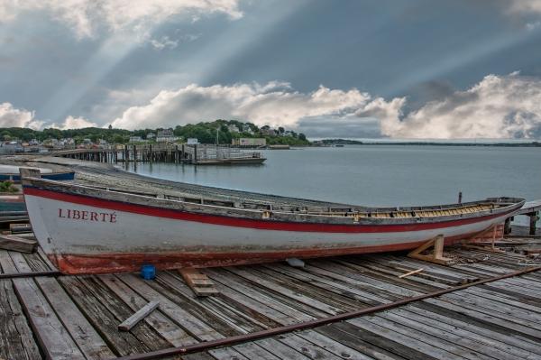 Boat Hull MA.