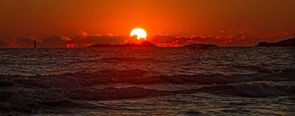 Sunrise. Hull Massachusetts. (2)