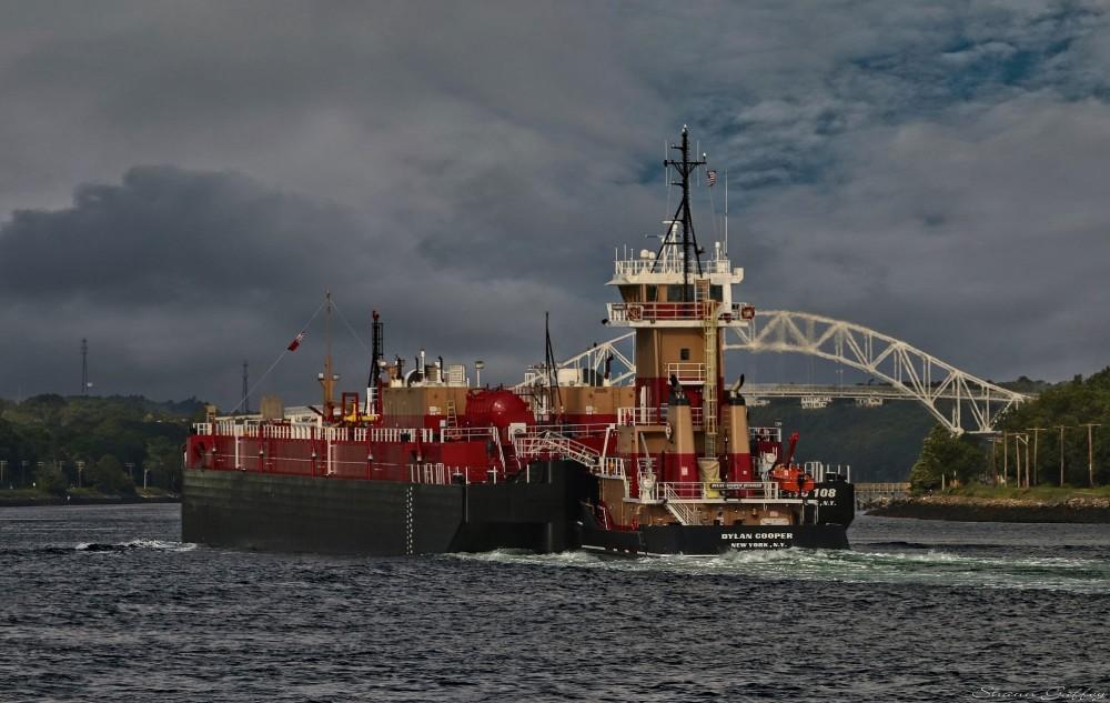 DYLAN COOPER. New York  Heavy Tug.
