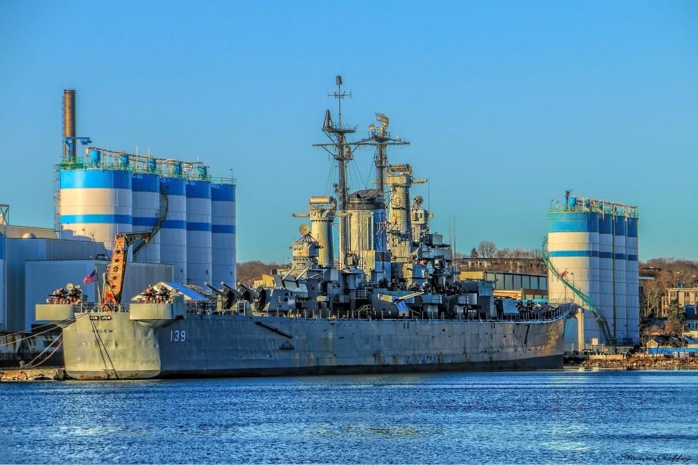 USS SALEM.