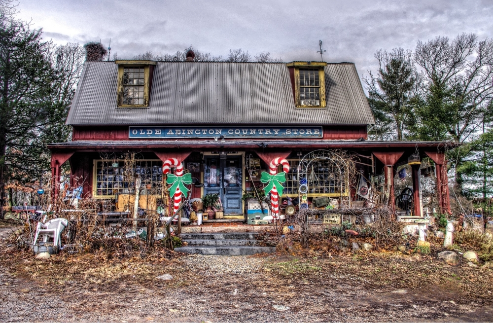 Country Store. Abington Massachusetts.