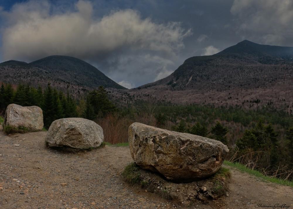 White Mountains. New Hampshire.