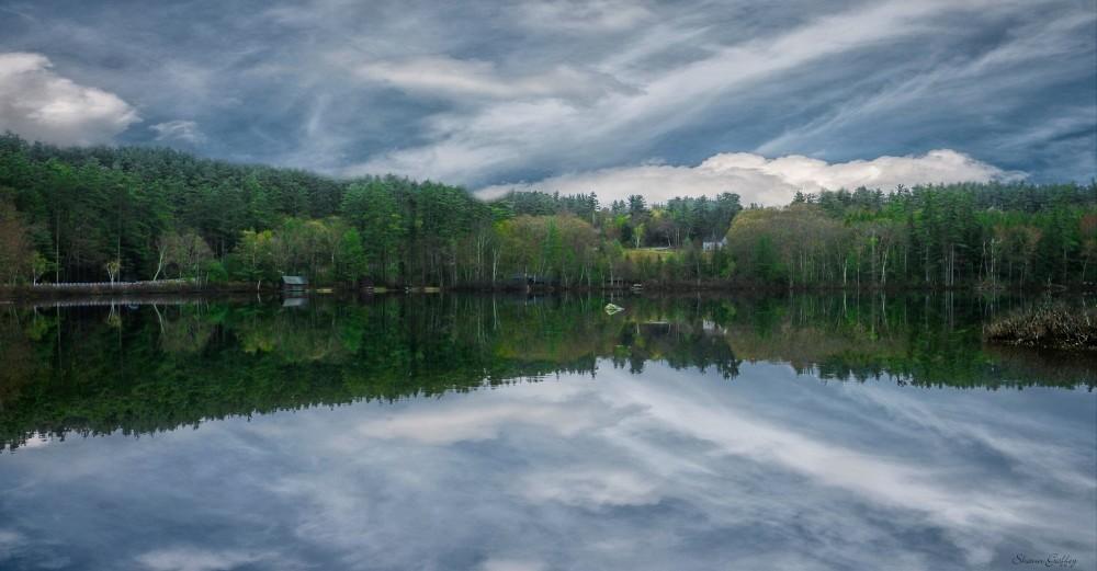 Squam Lake Area. New Hampshire.