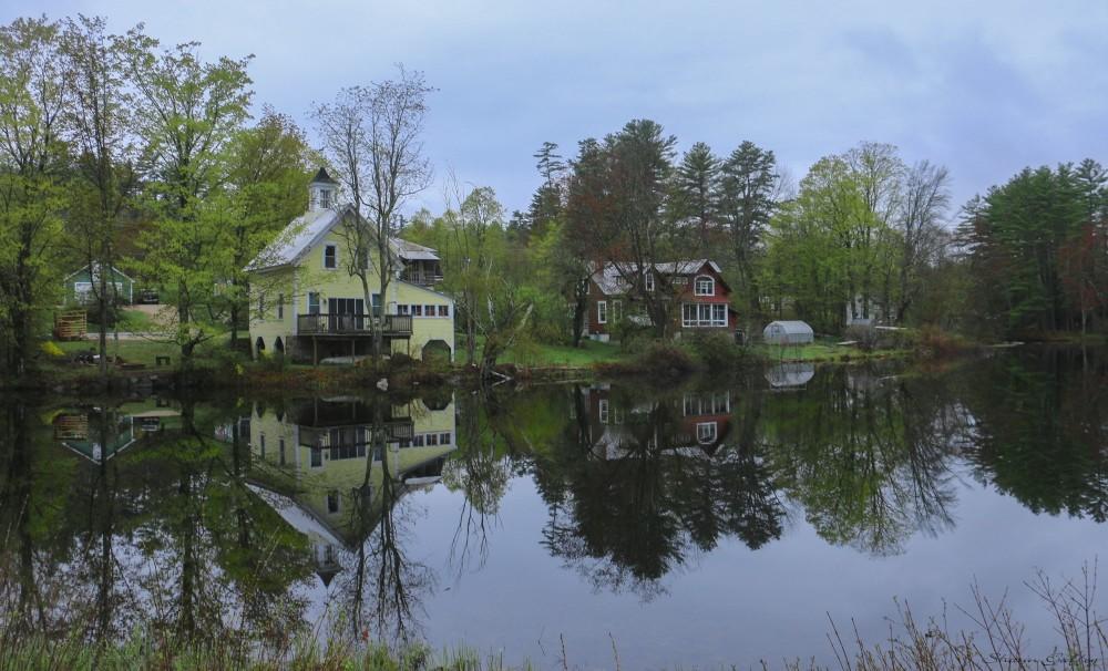 Squam Lakes Area, New Hampshire.