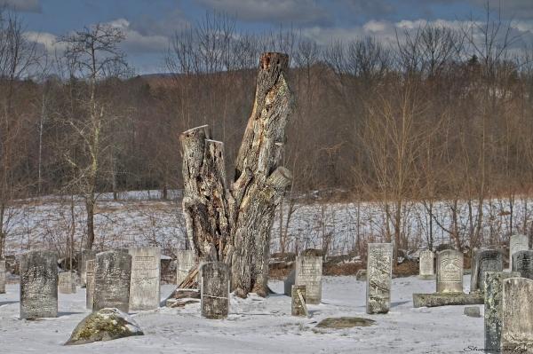Cemetery Vermont.