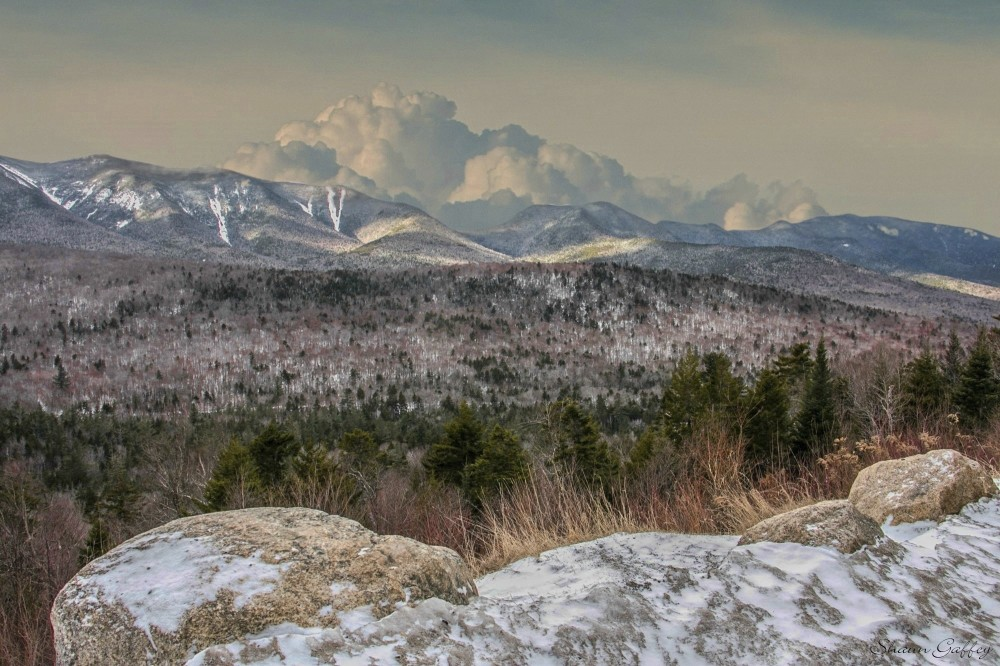 White Mountains. New Hampshire.