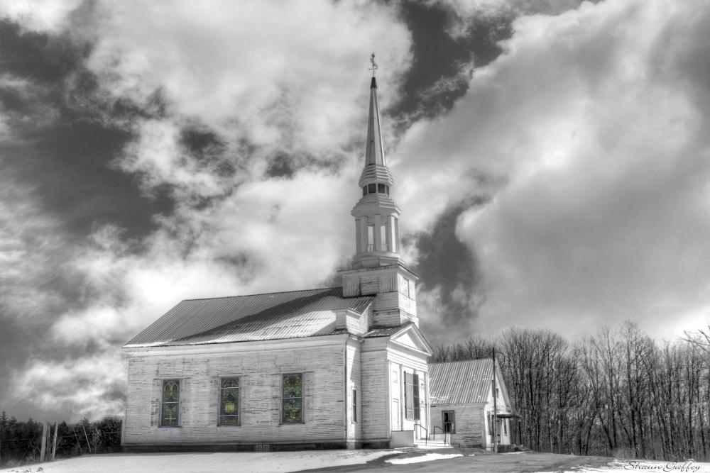 Church. Vermont.
