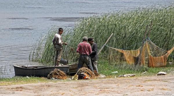 Fishermen. Aegean Coast Turkey.