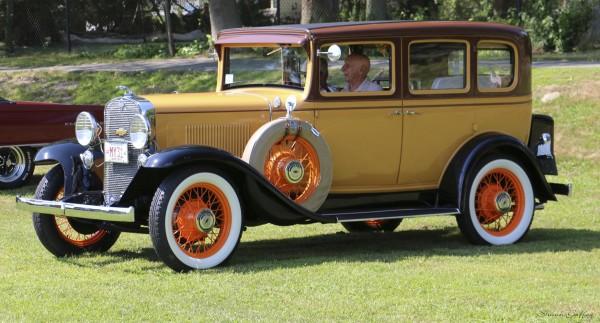 Vintage Chevrolet.