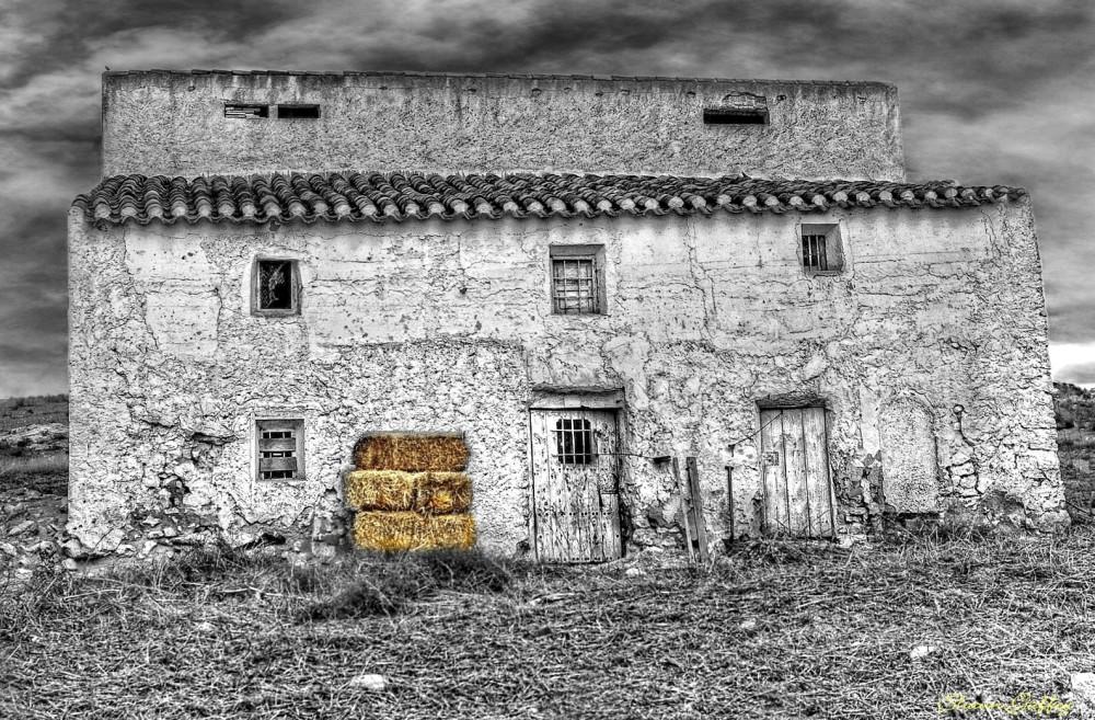 Farm Building. Huercal Overa, Spain.