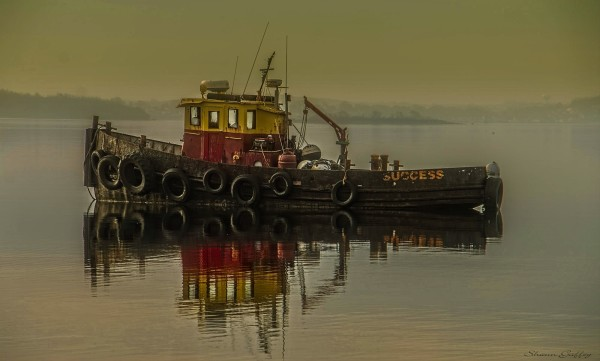 SUCCESS. Tugboat Hull Massachusetts.
