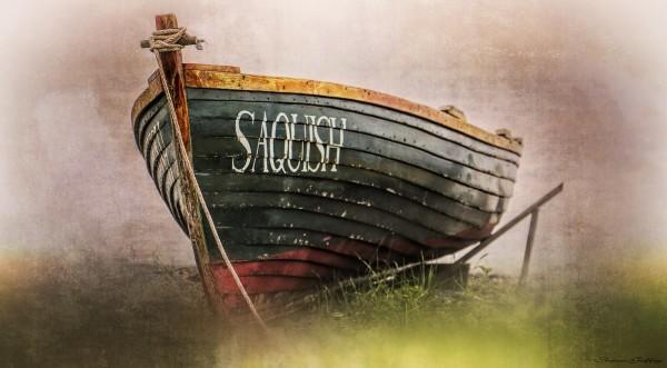SAQUISH. Hull Massachusetts.