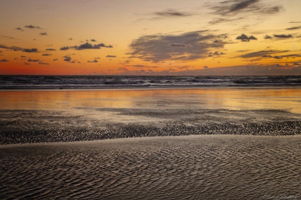 Sunrise. Hull Massachusetts.