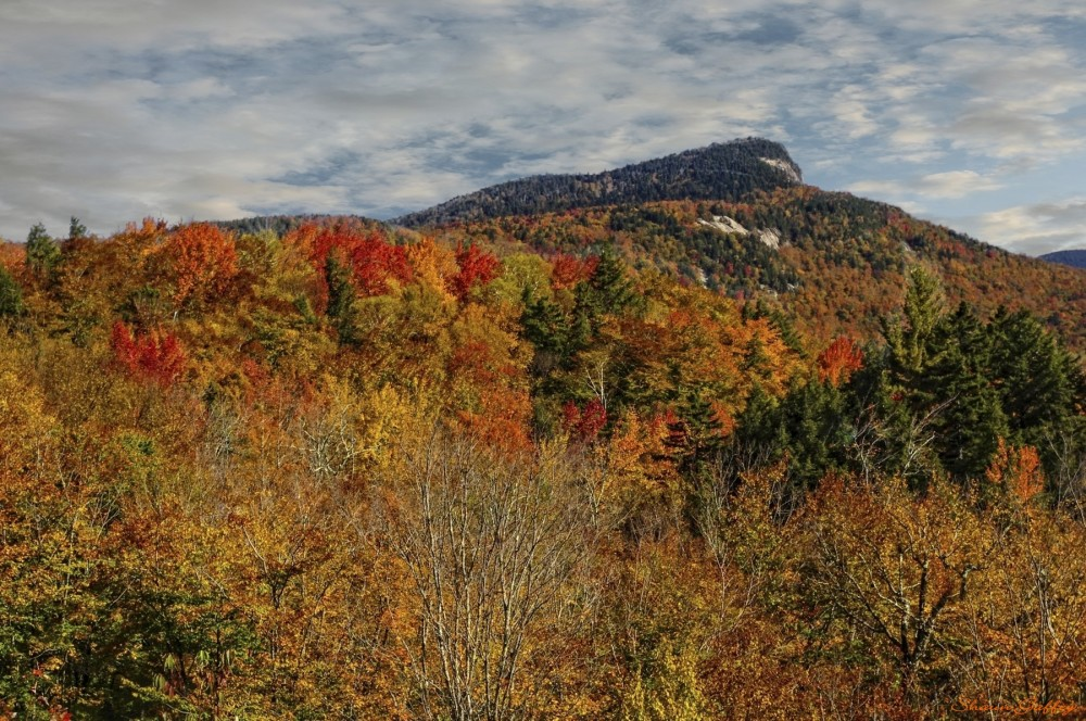White Mountains National Forest. New Hampshire