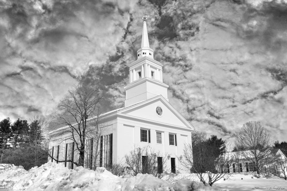 Church. Duxbury Massachusetts.