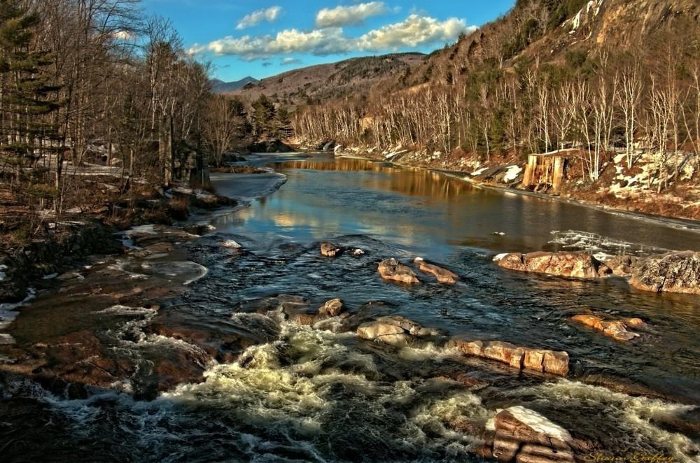 Thornton New Hampshire.