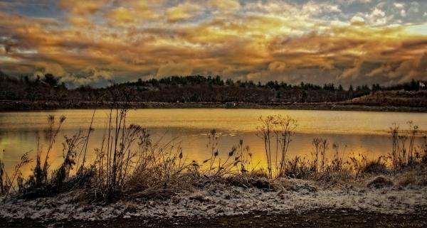 Blue Hills. Milton Massachusetts.