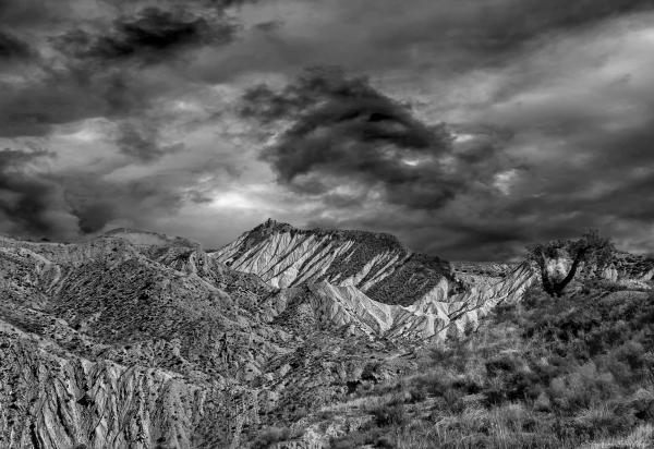 Mountains. Almeria Region Spain.