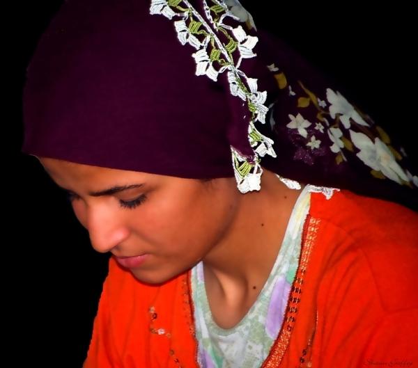 Seamstress. Izmir Turkey.