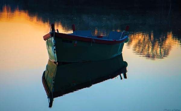 Dawn. Brewster Massachusetts.