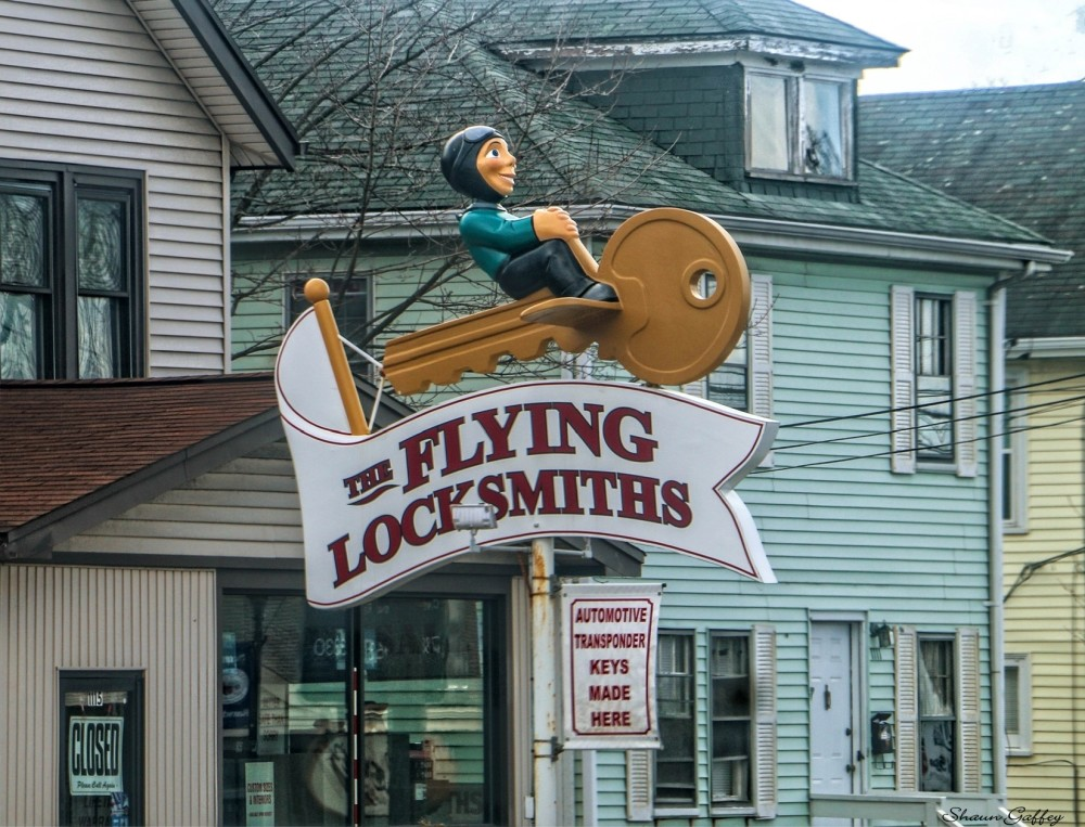 Flying Locksmiths Massachusetts.