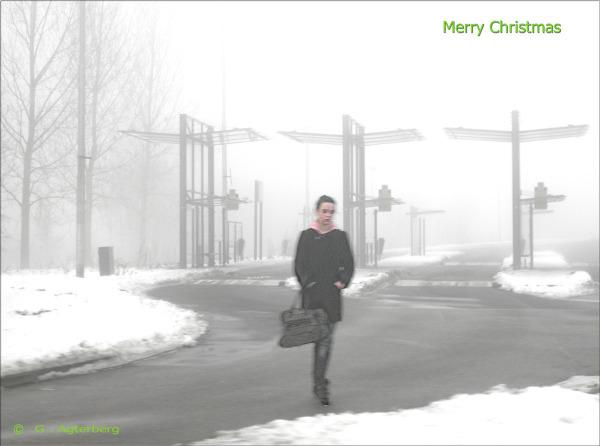 Wens iedereen een hele fijne kerst