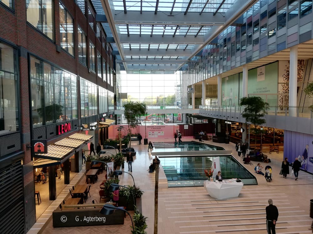 Mall Hoog Catharijnen