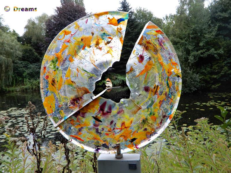 Art in Marienheem . (Provincie Overijsel )