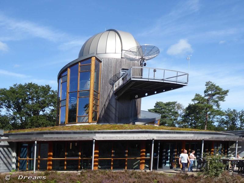 Planetarium Sallandse heuvelrug.