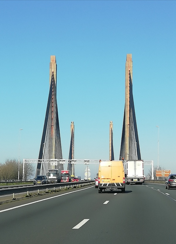 Martinus Nijhoff bridge