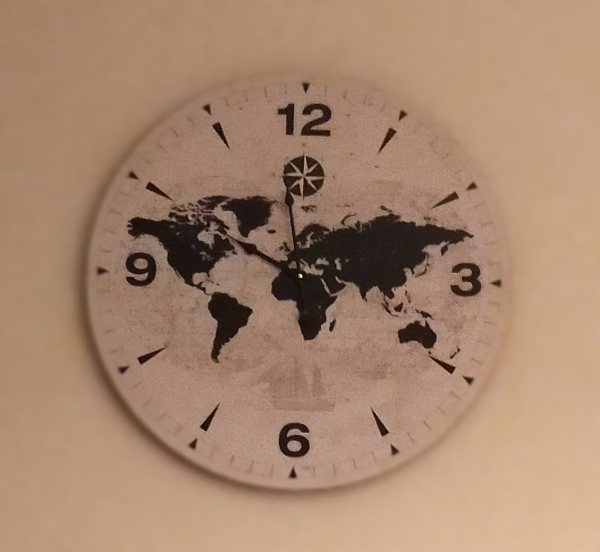 A different time to 2021 for each country