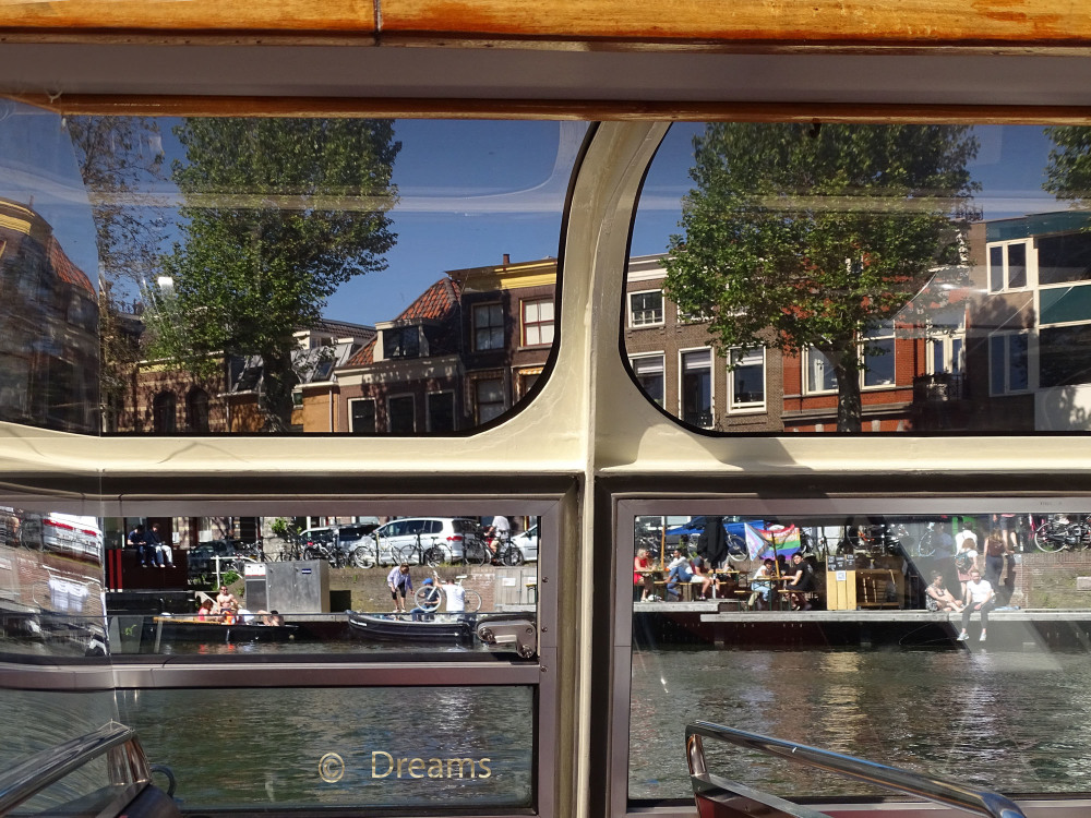 Utrecht from the water . 1