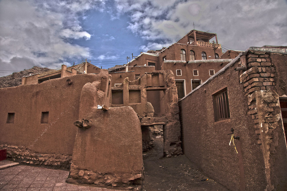 Abyaneh village