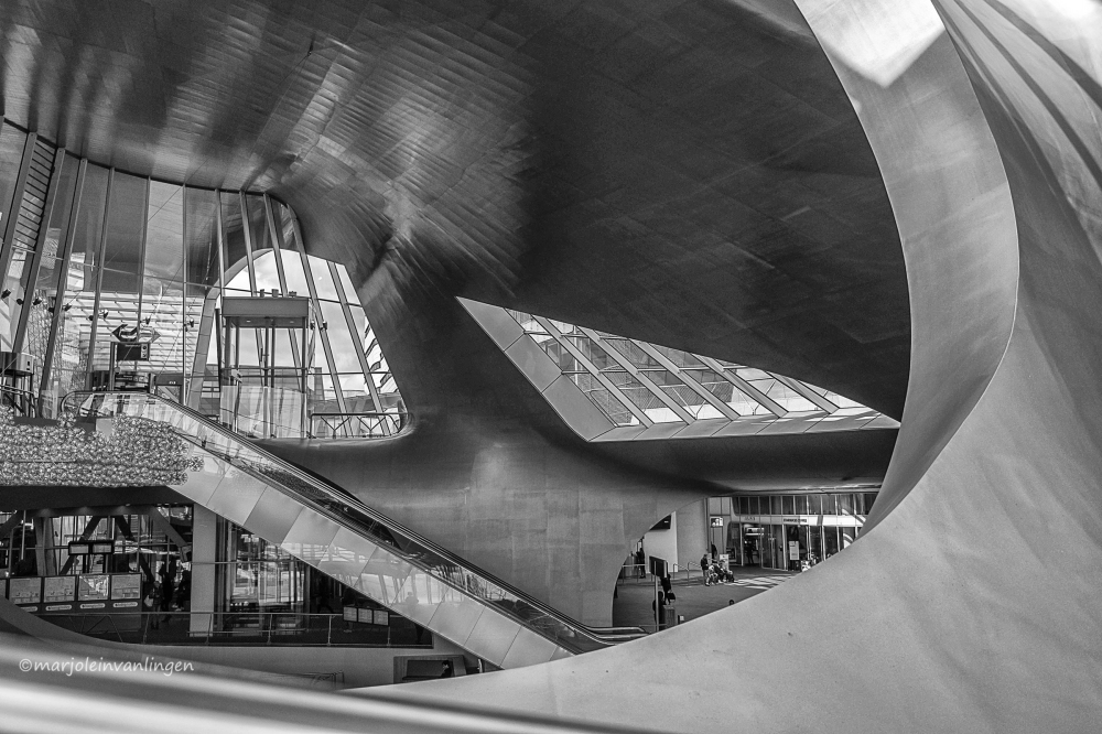 TRAIN STATION ARNHEM 6