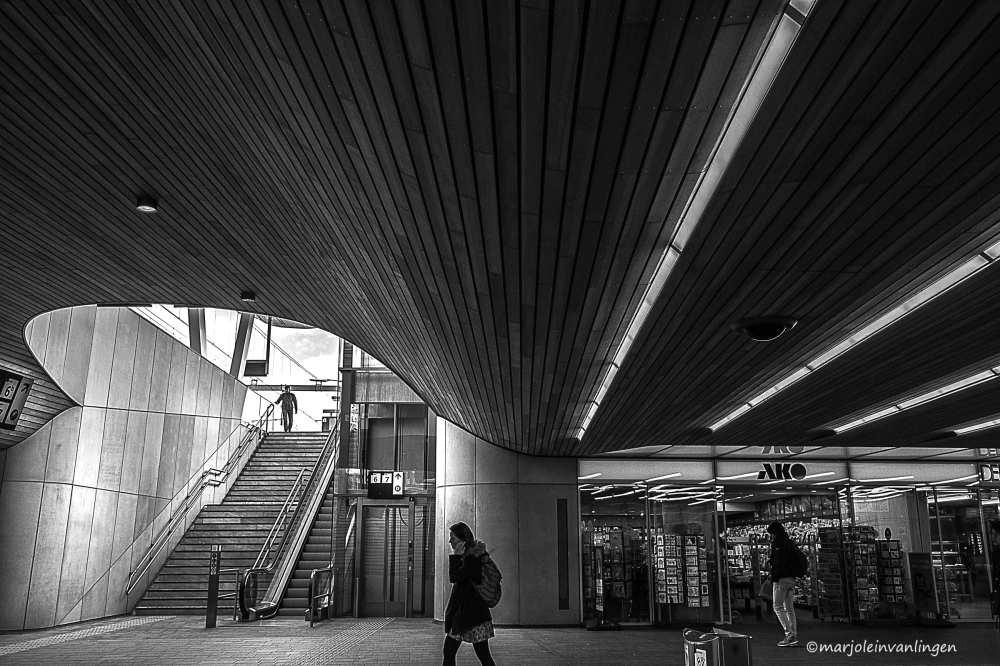 TRAIN STATION ARNHEM 13