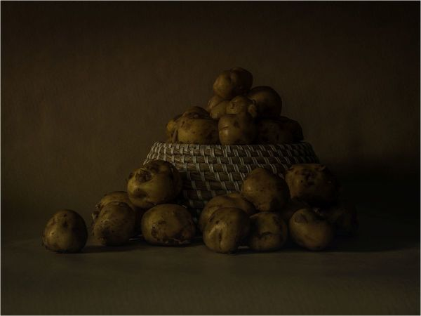 BASKET.OF.POTATOES - VINCENT.VAN.GOGH